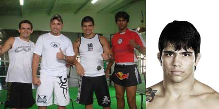 comp Cesar Erick Silva Competition